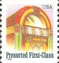 [Jukebox - Presorted First-Class Coil Stamps (25 cents), Typ CKE1]