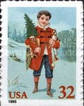 [Christmas Stamps - Self-Adhesive, Typ COP1]