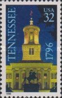 [The 200th Anniversary of Tennessee Statehood, type CQT]