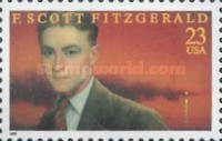 [The 100th Anniversary of the Birth of F. Scott Fitzgerald, Typ CRZ]