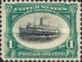 [Pan-American Exposition Issue, type CS]