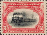 [Pan-American Exposition Issue, type CT]