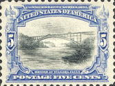 [Pan-American Exposition Issue, type CV]