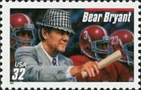 [American Football - Legendary Football Coaches - With Red Bar above Coach's Name, type CVA1]