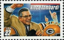 [American Football - Legendary Football Coaches - With Red Bar above Coach's Name, type CVC1]