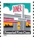 [Diner - Coil Stamps (25 cents), type CZY]
