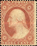[George Washington, 1732-1799, type D4]