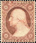 [George Washington, 1732-1799, Typ D6]
