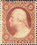 [George Washington, 1732-1799, Typ D7]