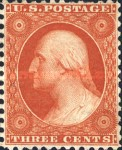 [Reprints of 1857-1860 Issues - White Paper without Gum, type D8]
