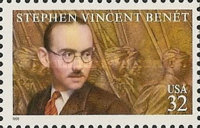 [The 100th Anniversary of the Birth of Stephen Vincent Benét, type DAS]