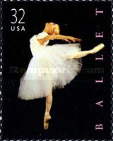 [American Ballet - Self-Adhesive, type DCC]