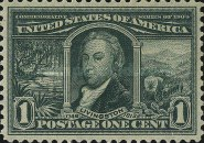 [Louisiana Purchase Exposition Issue, type DN]