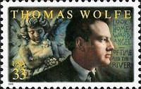 [The 100th Anniversary of the Birth of Thomas Wolfe, Typ DNL]