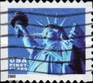 [Statue of Liberty - Self-Adhesive (34 cents), Typ DNQ3]