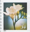 [Flowers - Self-Adhesive Coil Stamps, Typ DNS6]