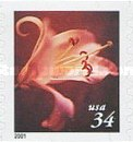 [Flowers - Self-Adhesive Coil Stamps, Typ DNT6]