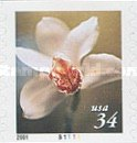 [Flowers - Self-Adhesive Coil Stamps, Typ DNU6]