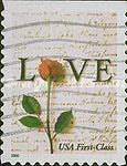 [Love Greeting Stamps - Self-Adhesive (34 cents), Typ DNV1]
