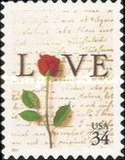 [Love Greeting Stamps, Typ DNV3]