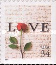 [Love Greeting Stamps, Typ DNV6]
