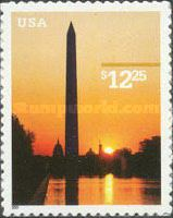 [Special Delivery - Washington Monument, Typ DNZ]