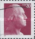 [George Washington, 1732-1799 - Self-Adhesive, Typ DOV1]