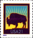 [American Bison - Self-Adhesive, Typ DOW]