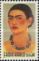 [Frida Kahlo 1907-1954, Typ DPS]