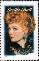 [Legends of Hollywood - Lucille Ball, 1911-1989, Typ DQG]