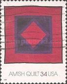 [Amish Quilt - Self-Adhesive, Typ DQH]