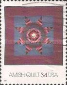[Amish Quilt - Self-Adhesive, Typ DQI]