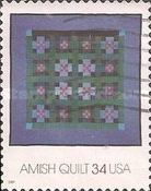 [Amish Quilt - Self-Adhesive, Typ DQK]