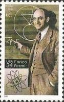 [The 100th Anniversary of the Birth of Enrico Fermi, Typ DQQ]