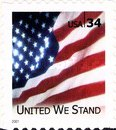 [United We Stand - Self-Adhesive Booklet Stamps, Typ DQZ]
