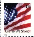 [United We Stand - Self-Adhesive Booklet Stamps, Typ DQZ2]