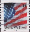 [United We Stand - Self-Adhesive Coil Stamps, Typ DQZ3]