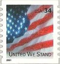 [United We Stand - Self-Adhesive Coil Stamps, Typ DQZ4]