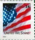 [United We Stand - Self-Adhesive Booklet Stamps, Typ DQZ5]