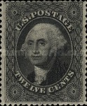 [George Washington, 1732-1799, type E2]
