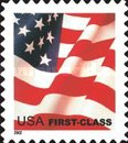 [U.S. Flag - First-Class for Domestic Use (37 cents), Typ ECT]
