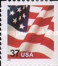 [U.S Flag - Booklet Stamps, Typ ECT16]