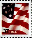 [U.S Flag - Booklet Stamps, Typ ECT19]