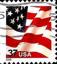 [U.S Flag - Booklet Stamps, Typ ECT20]