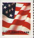 [U.S. Flag - First-Class Booklet Stamps for Domestic Use (37 cents), Typ ECT3]