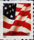 [U.S. Flag - First-Class Booklet Stamps for Domestic Use (37 cents), Typ ECT5]