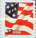 [U.S. Flag - Coil Stamp, Typ ECT9]