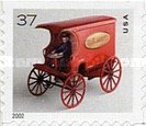 [Antique Toys - Self-Adhesive Booklet Stamps - Inscription