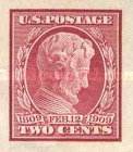 [The 100th Anniversary of the Birth of Abraham Lincoln, 1809-1865, Typ EH1]