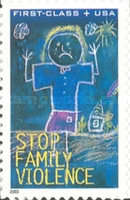 [Stop Family Violence - Self-Adhesive, Typ EKM]